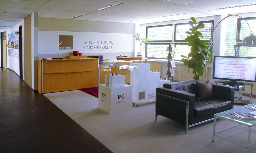 Innenräume der Büros sind flexibel anpassbar